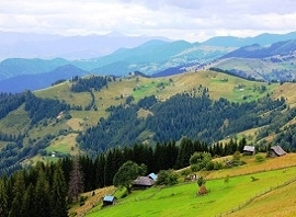 5 reasons to go to the Carpathian Mountains